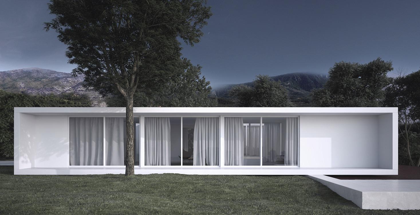 arquitectura residencial Guatemala